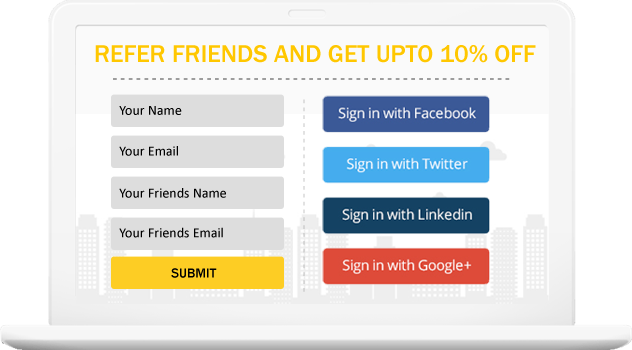 Refer A Friend Software